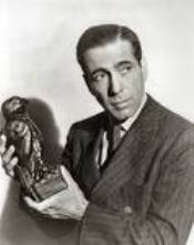 Humphrey Bogart as Sam Spade in the 1941 film ...