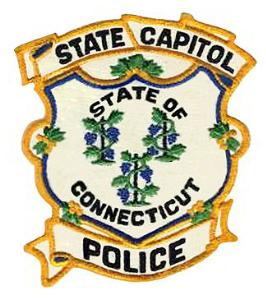 Connecticut State Capitol Police patch