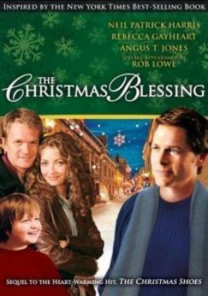 The Christmas Blessing - DVD Media