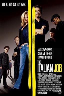 The Italian Job (2003 film)
