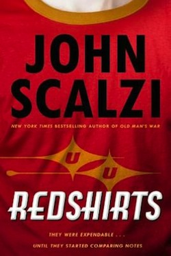 Redshirts Cover.