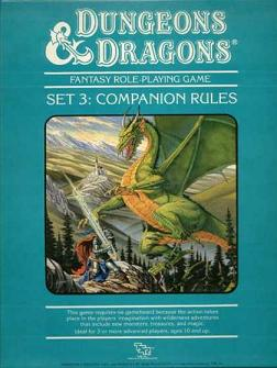 Dungeons & Dragons Companion Set