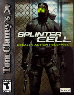 Tom Clancy's Splinter Cell (video game) - Wikipedia