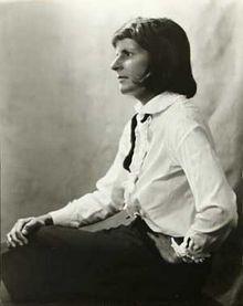 Portrait of Brenda Ueland, circa 1930