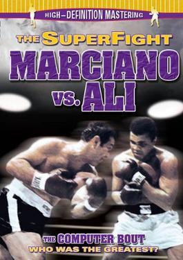 Ali vs Rocky