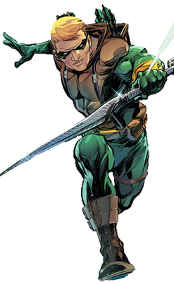 Green Arrow (Connor Hawke) - Wikipedia