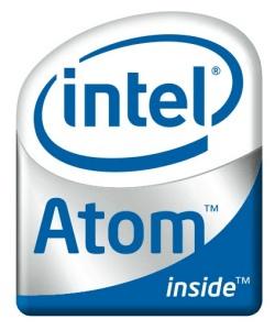 Intel Atom logo 2008