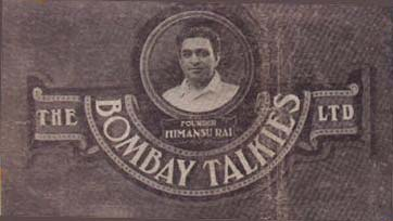 Logo of Bombay Talkies