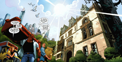 Avengers Mansion Wikipedia