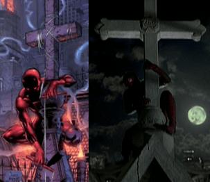 Image result for guardian devil daredevil film comparison