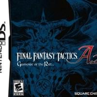 Final Fantasy Tactics A2: Grimoire of the Rift box art