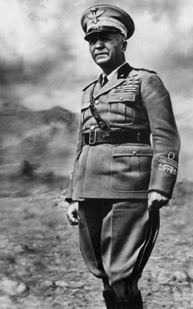 Marshal Pietro Badoglio succeeded Mussolini as...