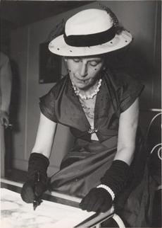 Marie Rambert in 1948.