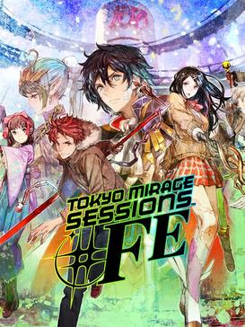Tokyo Mirage Sessions ♯fe Wikipedia