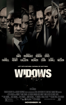 Image result for widows steve mcqueen