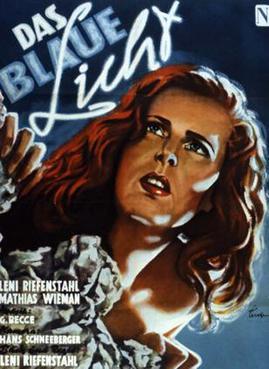 Poster do filme The Blue Light