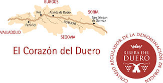 Official seal of the Ribera del Duero Denomina...