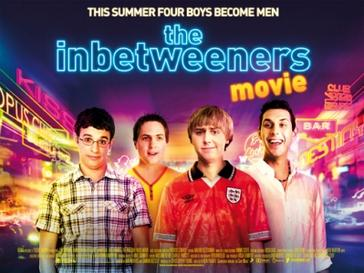 The Inbetweeners Movie poster