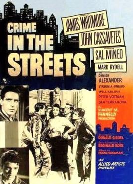 Poster do filme Rua do Crime