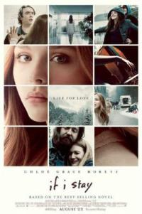 Poster for 2014 teen drama If I Stay