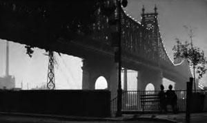 The bridge shot