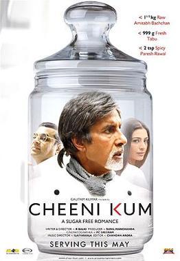 Poster do filme Cheeni Kum