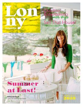 The June/July 2010 issue of Lonny