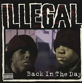 Back in the Day (Illegal song)