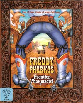 Freddy Pharkas Frontier Pharmacist Wikipedia
