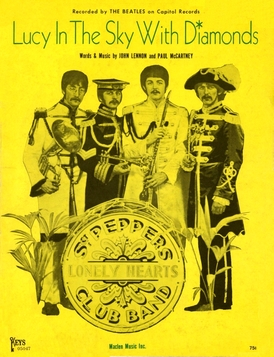 lucy in the sky with diamonds wikipedia