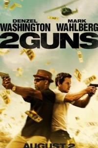 Poster for 2013 action film 2 Guns