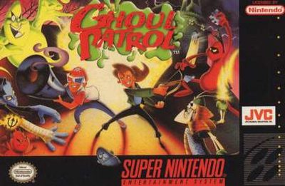 Lesser-known Video Game Soundtracks: Ghoul Patrol (SNES