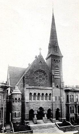 First United Lutheran Church ca.1890