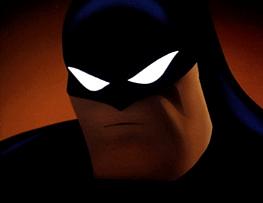 Batman as he was depicted in Batman: The Anima...