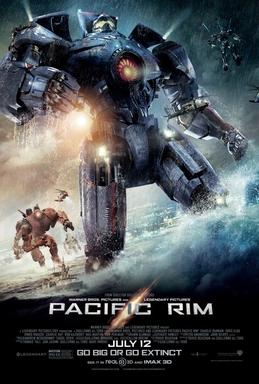 Pacific Rim (Legendary Pictures - 2013)