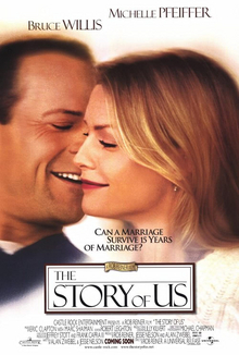 Film poster for The Story of Us