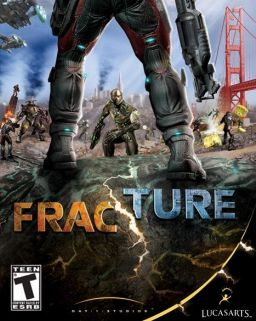 Fracture Video Game Wikipedia