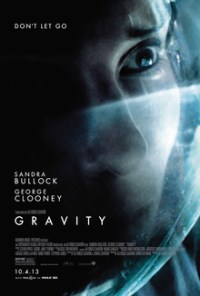 Poster for 2014 Oscars hopeful Gravity
