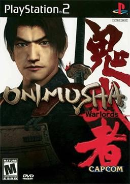 Onimusha: Warlords Cover