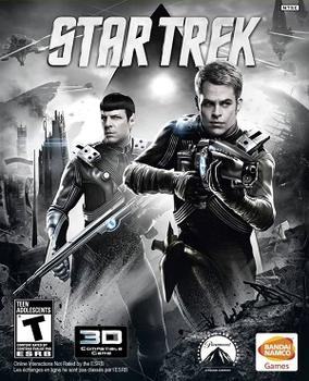 Star Trek cover art