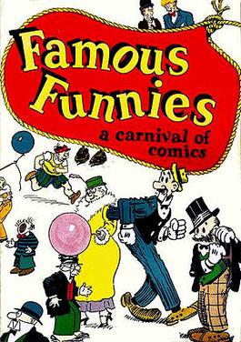 Eastern Color Press' Famous Funnies: A Carniva...