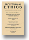 Professional Ethics (journal)