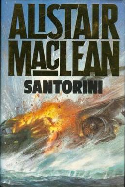 Santorini Novel Wikipedia