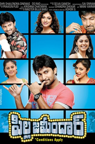 hindi dubbed movies of nani - daan veer poster