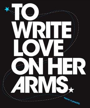To Write Love on Her Arms - Wikipedia
