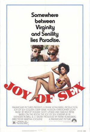 National Lampoon's Joy of Sex movie poster