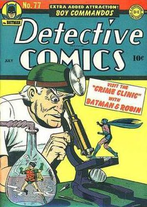 Crime Doctor (comics)