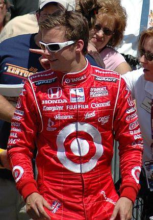 Dan Wheldon, 2005 IRL IndyCar Series champion