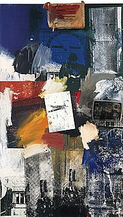 Robert Rauschenberg, Untitled