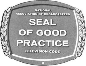 Seal of Good Practice as it appeared in 1958